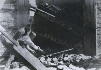 El bombardeo del Hospital de Oviedo del 23 de febrero de 1937