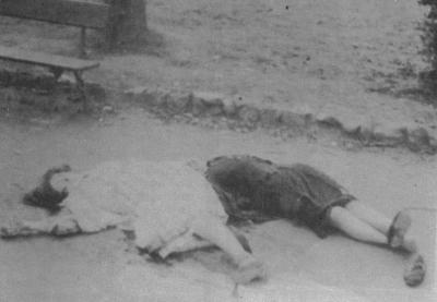 Los bombardeos sobre Oviedo