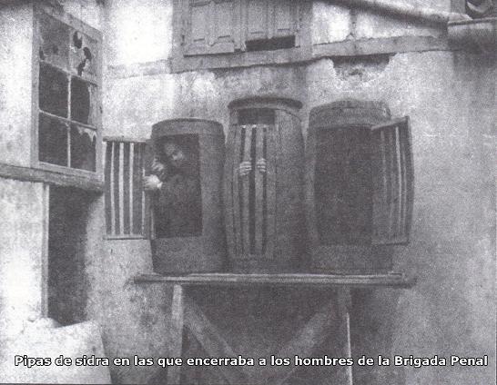 La Brigada Penal de San Esteban de las Cruces
