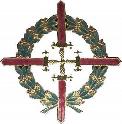 Decreto de concesión de la Cruz Laureada de San Fernando a las fuerzas defensoras de Oviedo