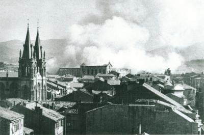 El asedio del Simancas