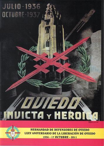 Programa de actos 75º Aniversario de la Liberación de Oviedo