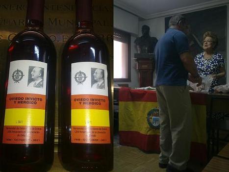 17 de octubre, Liberación de Oviedo