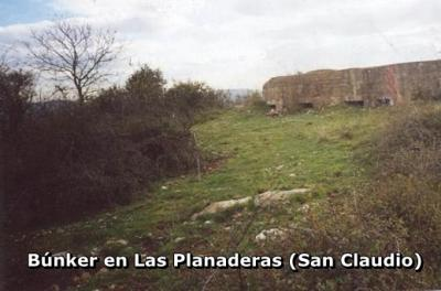 San Claudio, la batalla olvidada