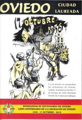 76º aniversario de la Liberación de Oviedo