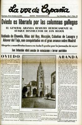 Oviedo liberada